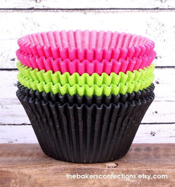 Jumbo Cupcake Liners Happy Sales Giant Muffin Cups White