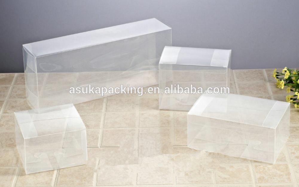 Rigid Plastic Boxes Clear Rigid Plastic Box 4 Quot L X 4 Quot W X