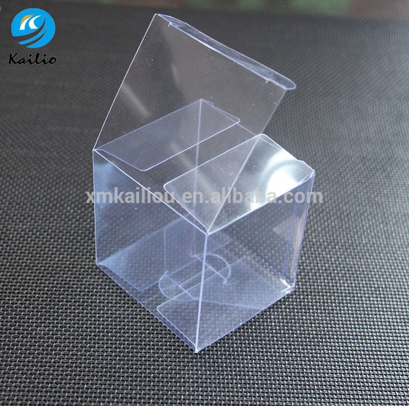 Plastic Box Packaging Clearbags 2 X 2 X 6 Clear