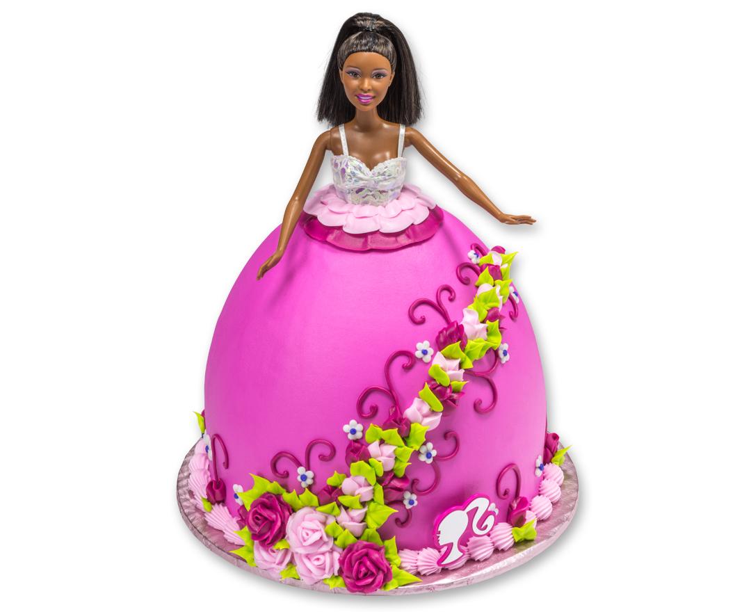 Barbie Cake Topper Wilton Doll Pick Blonde