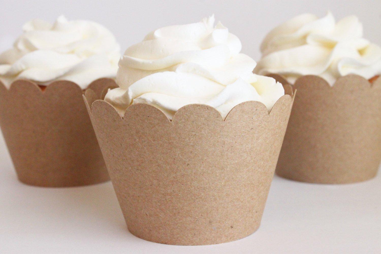 Paper Cupcake Holders Green Direct Cupcake Liners