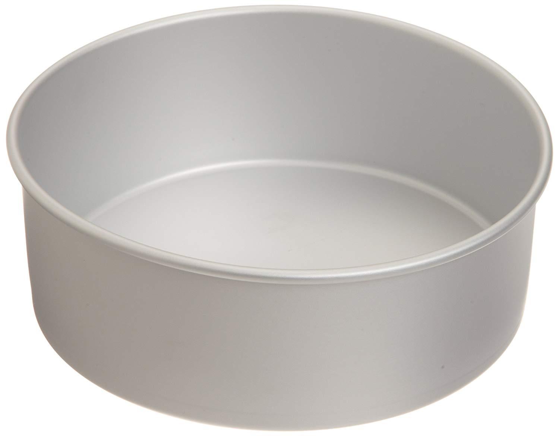 Best Cake Pans Wilton Performance Aluminum Pan 8 Inch