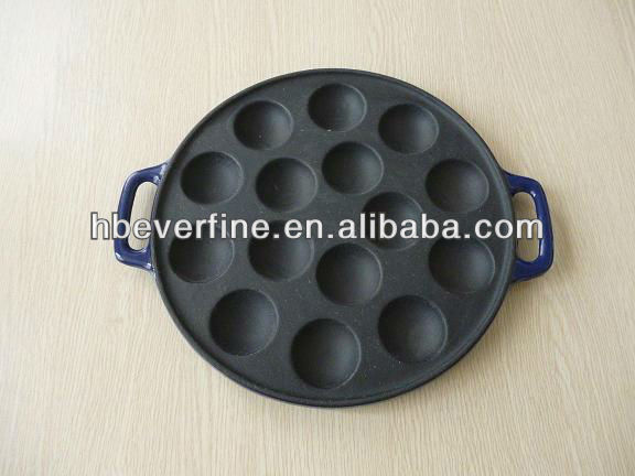 Round Muffin Pan Shareling 7 Cavity Silicone Mold Muffin