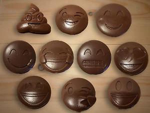 Emoji Chocolate Molds Emoji Chocolate Mold Poop Shaped